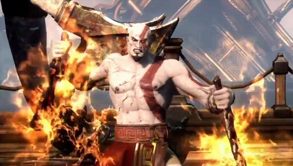 God of War: Ascension trailers