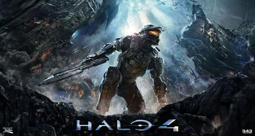 Halo 4 Amazon