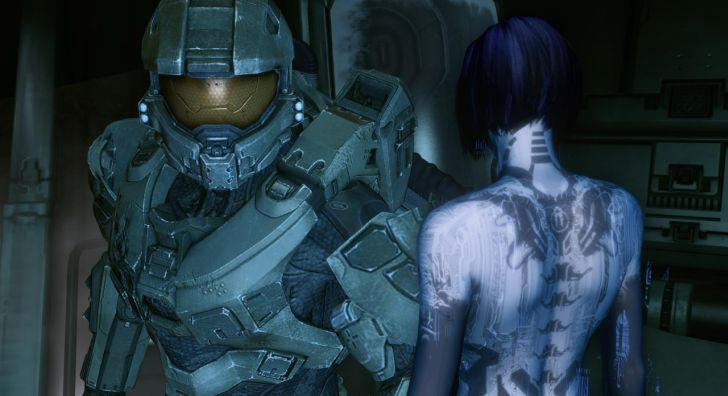 Halo 4 release date announced