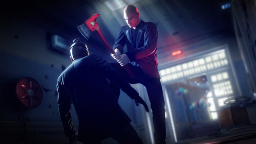 Hitman: Absolution amazon