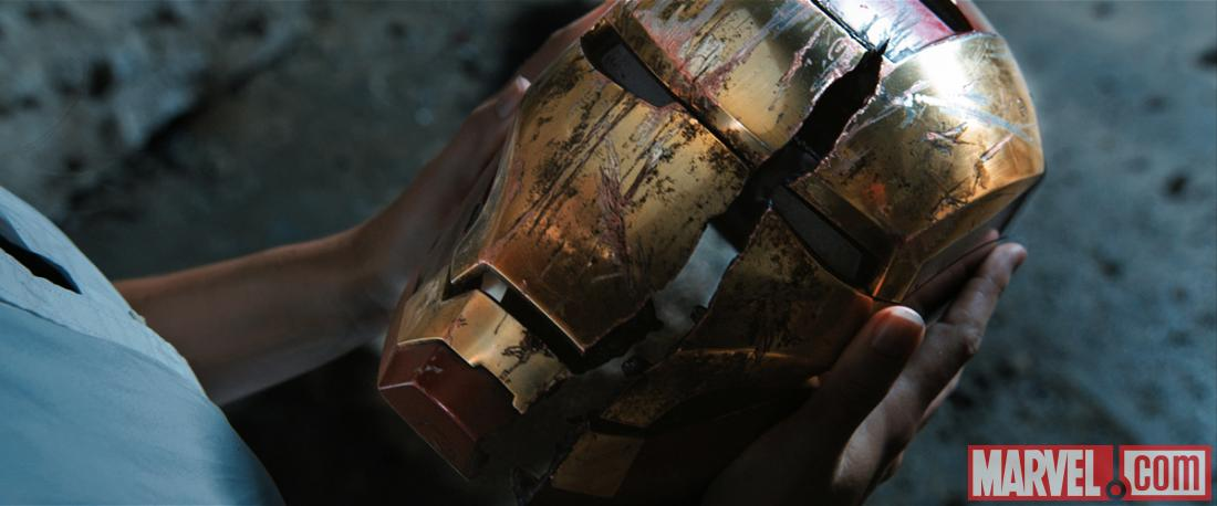 Iron Man 3 trailer photos