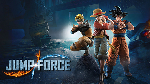 Bandai Namco Releases Jump Force Dlc Road Map Through August 2019