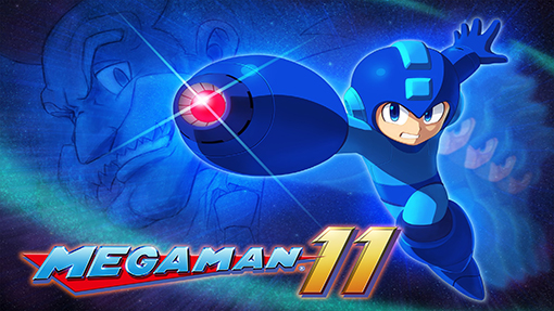 Mega Man 11 marks the blue bomber's long-awaited return next year