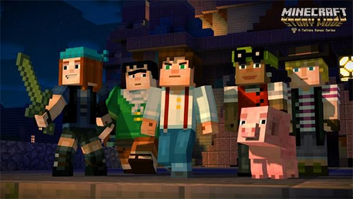 Minecraft: Story Mode - The Complete Adventure comes to Nintendo Switch