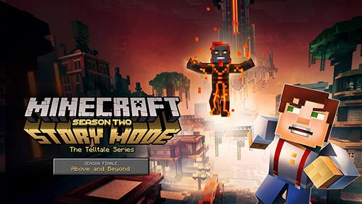 """Minecraft:"