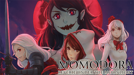 """Momodora:"