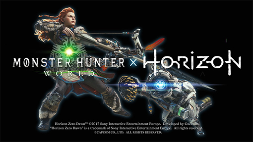 Gamers can Play as Aloy in 'Monster Hunter