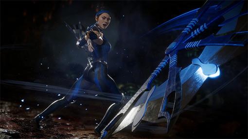 Mortal Kombat 11 Kitana Reveal Trailer Released By Warner Bros