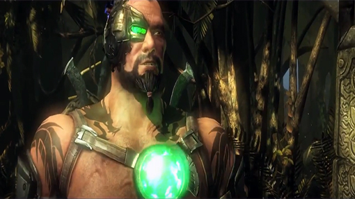 Mortal Kombat X Kano Gameplay Trailer Released by