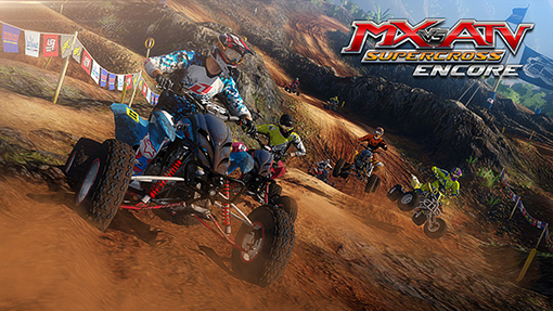 mx vs atv supercross encore coming to ps4 and pc later. Black Bedroom Furniture Sets. Home Design Ideas