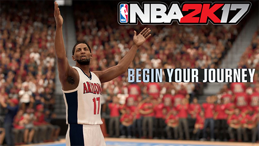 National Basketball Association 2K17 tips off early with The Prelude