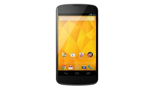 LG Nexus 4 smartphone sold out again