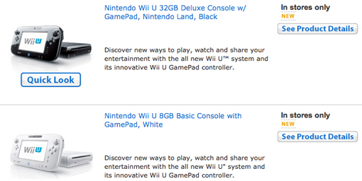 Wii U on sale at Walmart
