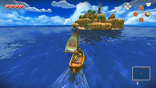 """""""Oceanhorn:"""