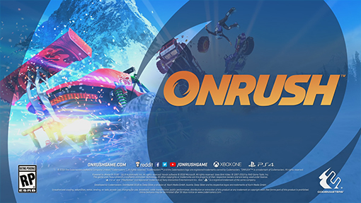 Onrush Gets an Action-Packed, Speedy New Gameplay Trailer