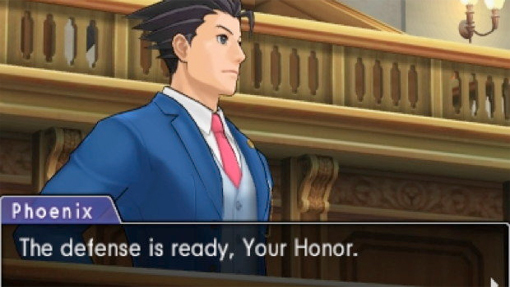 Phoenix Wright Ace Attorney Dual Destinies
