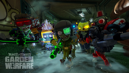 Plants Vs Zombies Garden Warfare Now Available For Xbox