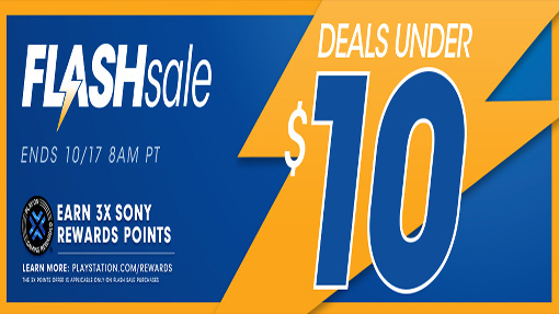 playstation flash sale now going on for ps4 ps3 and ps vita games. Black Bedroom Furniture Sets. Home Design Ideas