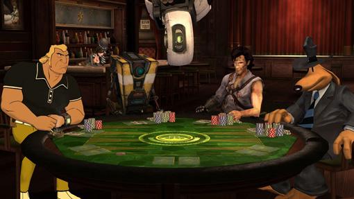 Tf2 items poker night 2