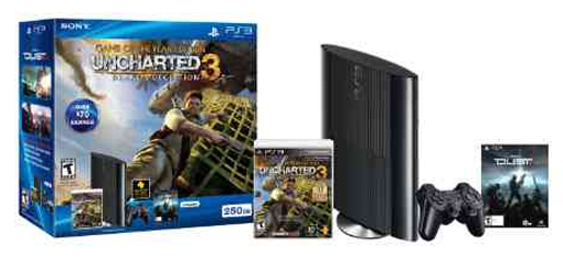 PS3 Super Slim 250 GB release date
