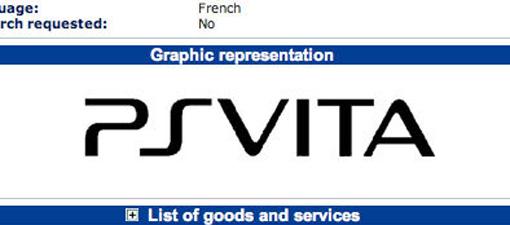 PS Vita name