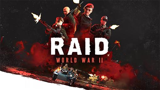 """""""Raid:"""