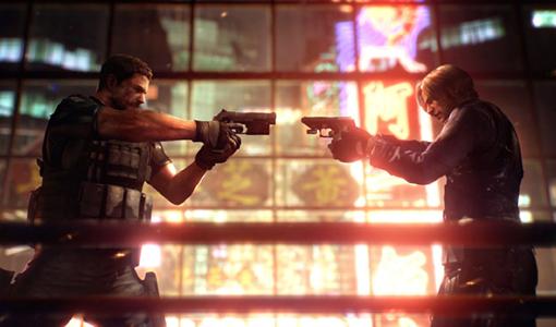 RE6 demo Comic-Con 2012