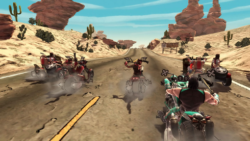 Ride to Hell: Route 666 release date on XBLA, PSN, and Steam