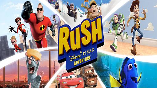 """""""Rush:"""