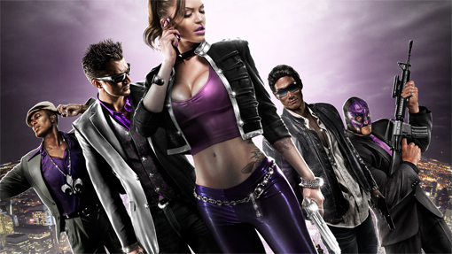 Saints Row The Third added to PS Plus