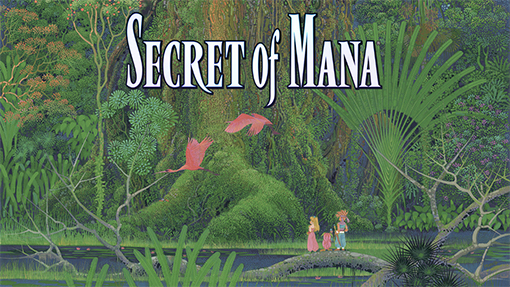 Secret of Mana remake hits PS4, Vita and PC next year