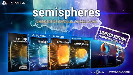 """Semispheres"""