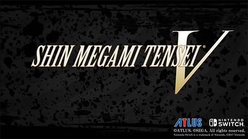 Shin Megami Tensei V Officially Coming to Nintendo Switch in the West
