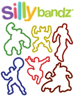 silly bandz ds game