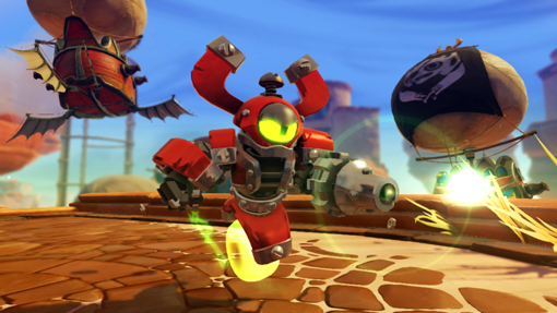 Skylanders Swap Force announced at Toy Fair 2013