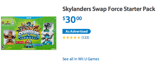 Skylanders Trap Team Black Friday deal 2014