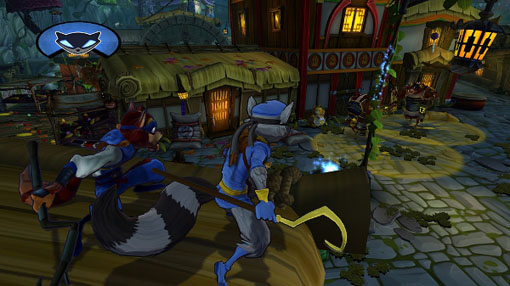 Sly Cooper: Thieves in Time amazon