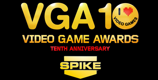 Spike VGA 2012 nominees