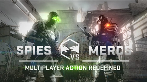 Splinter Cell Blacklist Spies vs Mercs mode