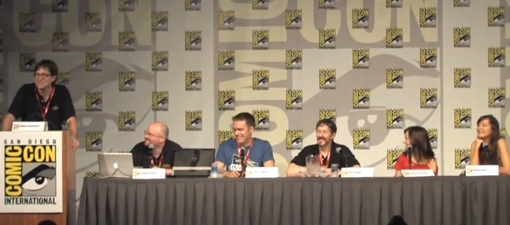 Star Wars TOR MMO Comic-Con 2011 panel video