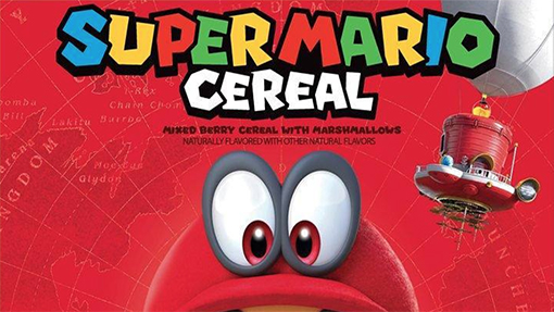 Is 'Super Mario Cereal' real? Product listed in Target inventory deepens rumour