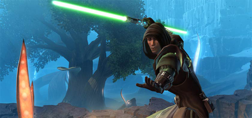 SWTOR F2P via Game Update 1.5