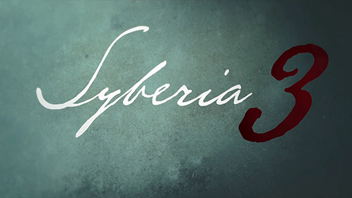Syberia 3 launches April 25 in North America, April 20 in Europe