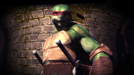 Teenage Mutant Ninja Turtles: Out of the Shadows Raphael trailer