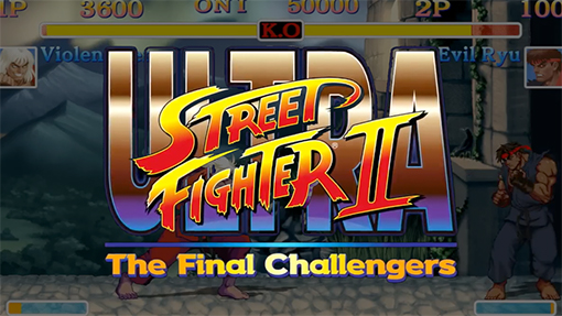 Trailer Released For Ultra Street Fighter II