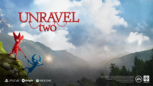 E3 2018: Unravel Two Confirmed At EA Play