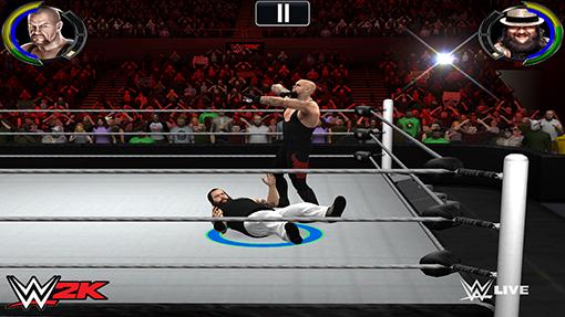WWE 2K Headed t...