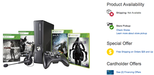 Ultimate Xbox 360 Black Friday bundle: Best Buy adds four