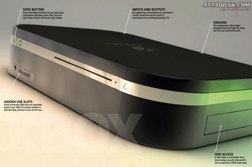 Xbox 720 announcement event May 21