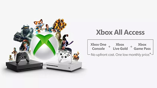 Microsoft Introduces Xbox All Access Subscription